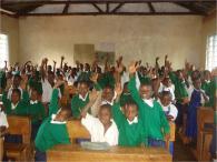 Lisa's tur til Tanzania