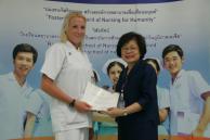 Lisas tur til Thailand