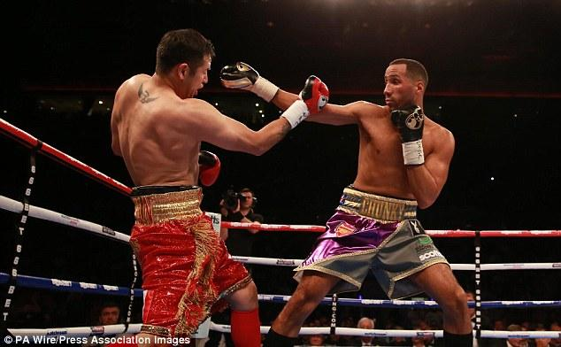 James DeGale vs Andre Dirrell Live
