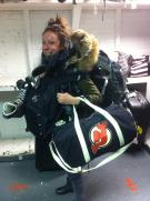 One Girl One Rucksack and a pair of Skates