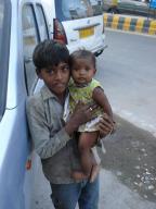 Maeike in India