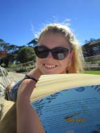 Maja rejser til New Zealand!