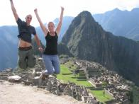 Malene & Lasses tur til Sydamerika 2010
