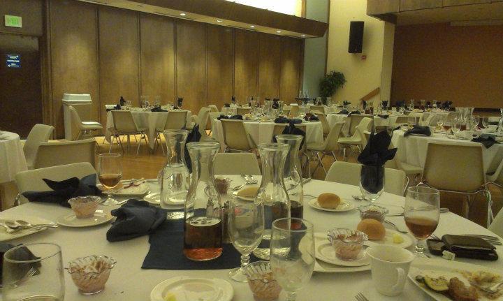 Eenzaam diner