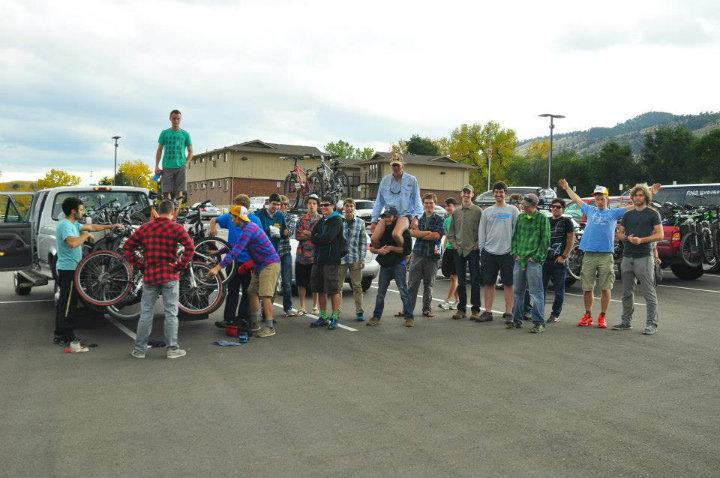 Mountainbike club