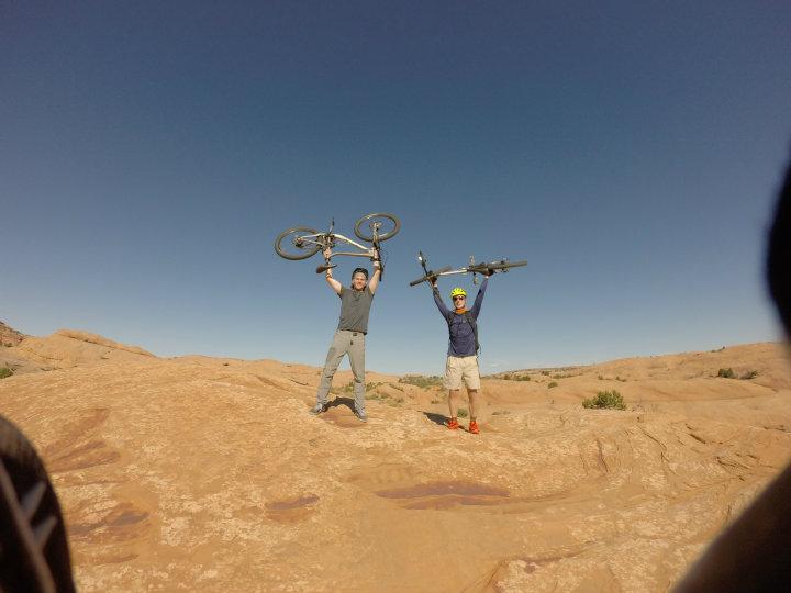 Moab - Slick Rock