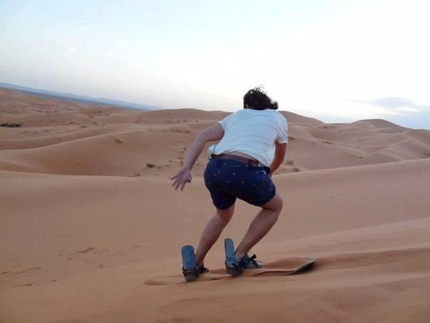 Morocco Desert Tours  / Merzouga Camel Trekking /
