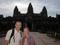 Michelle and Jonny's Around the World Adventure