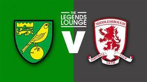 Middlesbrough vs Norwich City En direct - Play-off