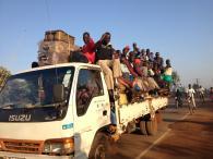 mie og natasja i uganda