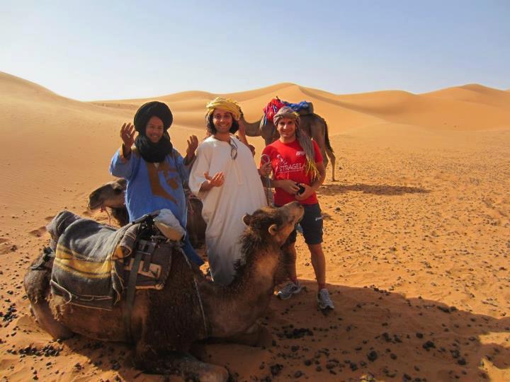 Morocco Desert Tours /  Sahara Over Night / Camel