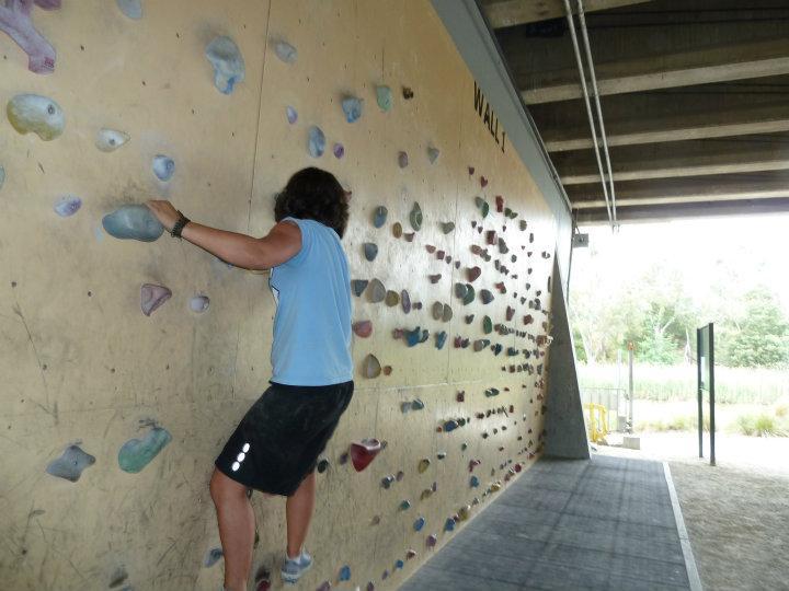 Burnley bouldering walls