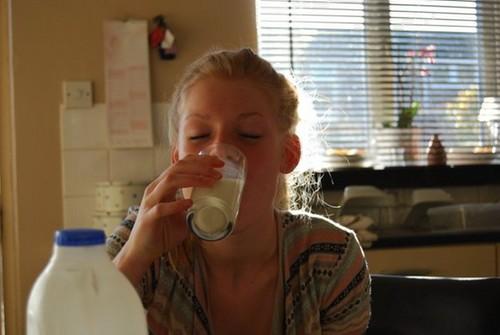 Sødmælk skal der til