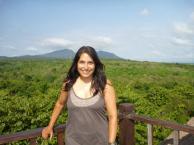 Natasha Eftychiou's Bali adventure