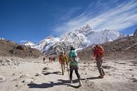 Nepal himalayas treking