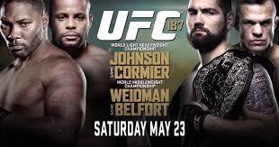 Regader UFC 187 Johnson vs Cormier Lutte Lire la v