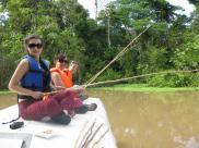 In Peru with WSU!