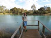Nicolai i Australien
