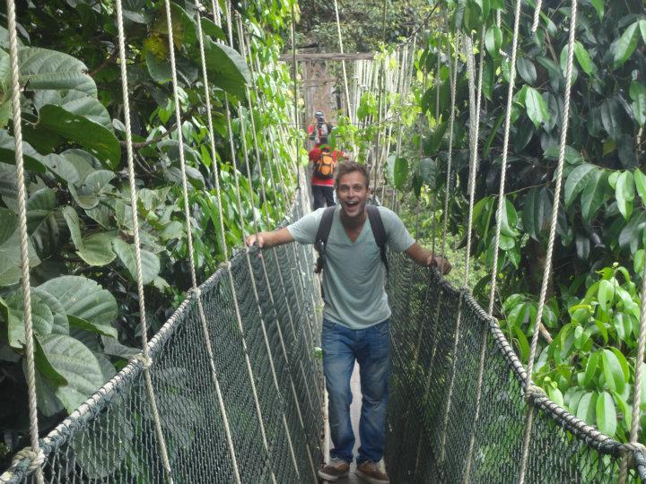 Canopy Walk, Taman Negara