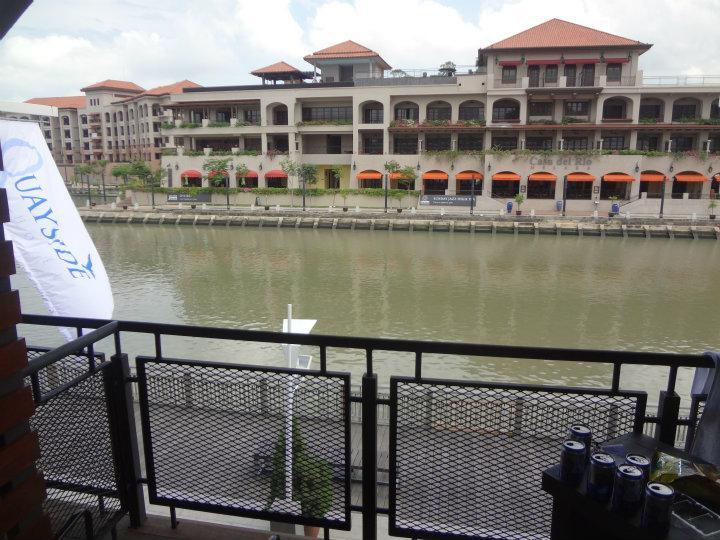 Queyside, Melaka