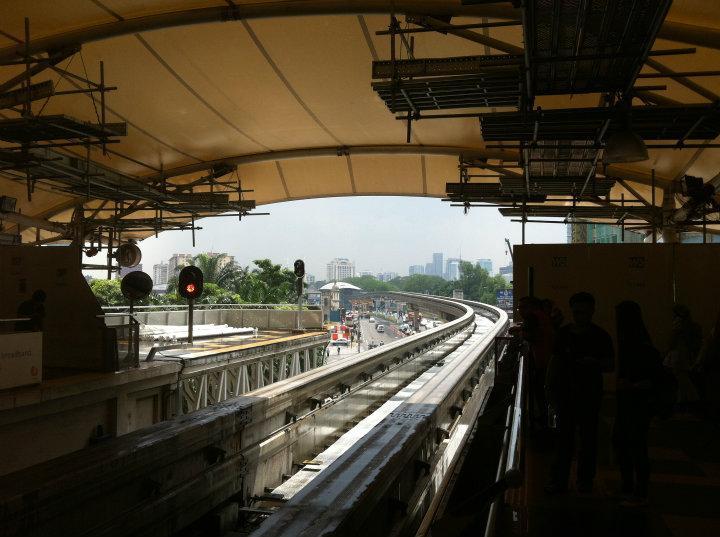 KL:n monorail