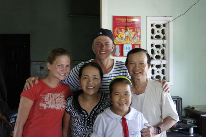Familie Trung