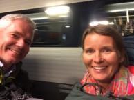 Pernille og Niels' store rejse #1