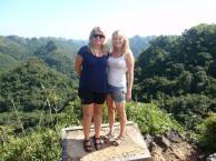 Lise og Pernilles rejse mod Asien!