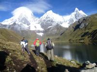 Peruvian Mountains Trek Climb's Travels