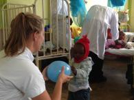 Praktik i Kenya