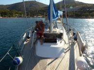 Richard and Wendy sailaway