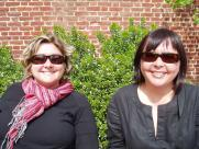 Rachel and Lynda's U21 tour