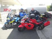 The ABC's of Motorcycle travel