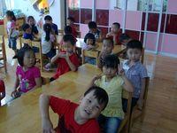 Rikke in China