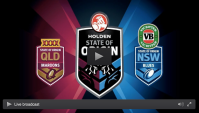 Watch State of Origin Live Online HD