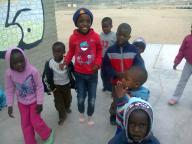 Sophie's Year in Namibia with Project Trust