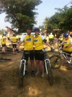 Our Marie Curie Cycle Challenge