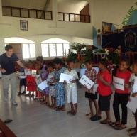 St Andrews Vanuatu Trip