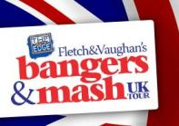 STA Travel Bangers and Mash UK tour 2010
