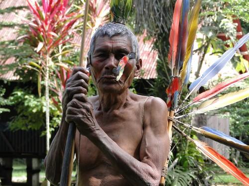 indianerstammer i sydamerika