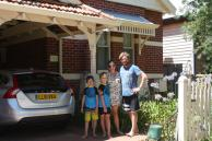The Alexander's Aussie Adventure...