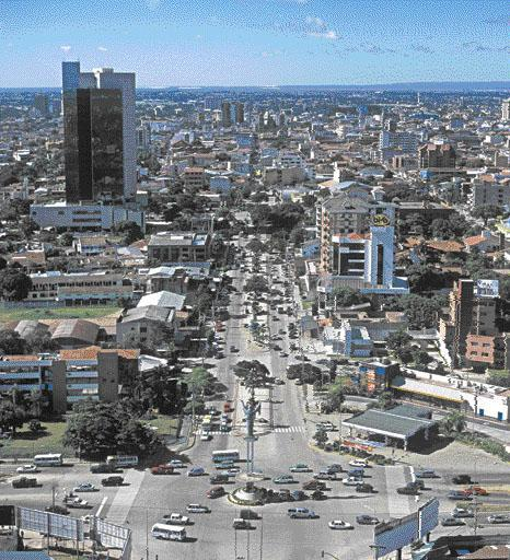 Santa Cruz Bolivia  city photos gallery : Air then Bus, No fuss!! from Santa Cruz de la Sierra, Bolivia   There ...