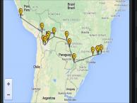 South America Crossing