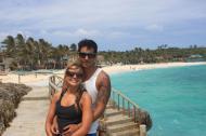 Tommy och Frida i Asien!
