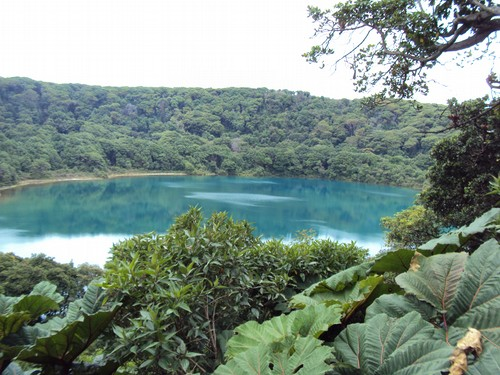 Poas Volcano Laguna