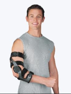 Example functional elbow brace