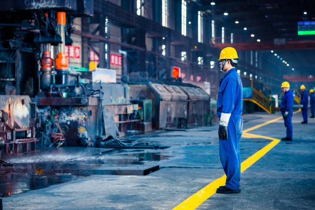 controle de ponto em fábricas