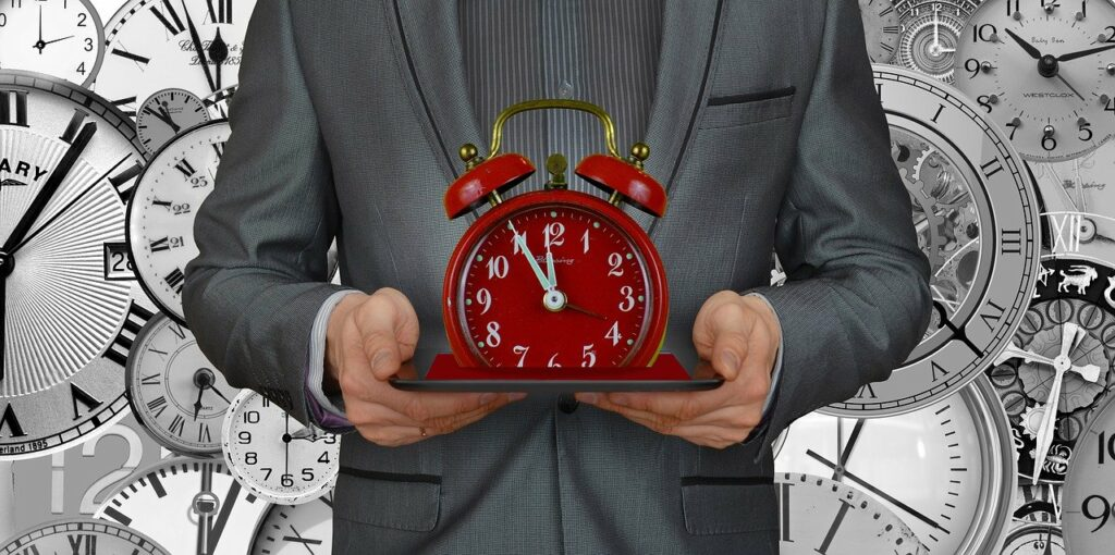 banco de horas negativo