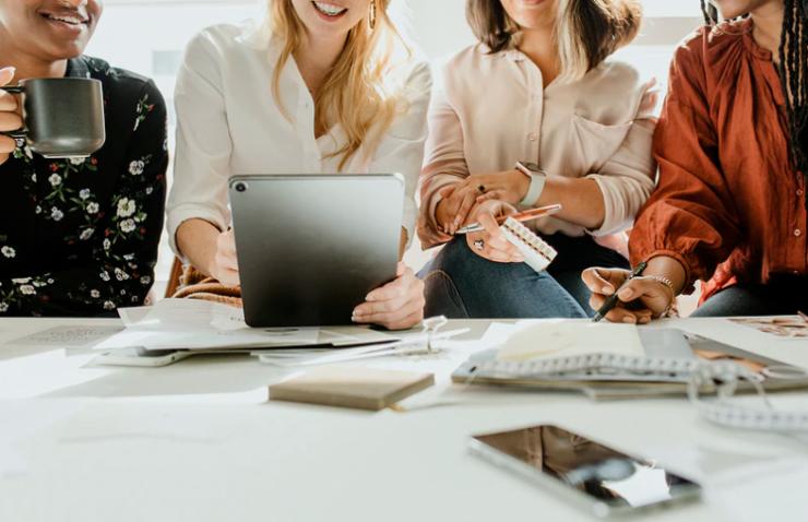 mulheres empresárias