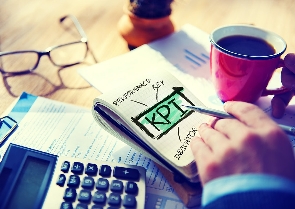 KPIs em projetos